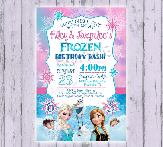 Princess Disney Invitations with nice invitations example