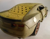 Scale Model,Rat Rod,Classicwrecks,Rusted,Camaro,Vampire Hunter