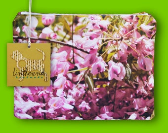 Let's Get Wisterical Clutch Bag - Limited Edition