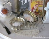 Fluted Pie/Tart Pan for Dollhouse