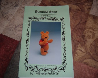 bumble bear, an itty bitty small original