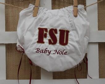 Baby Girl FSU Bloomers