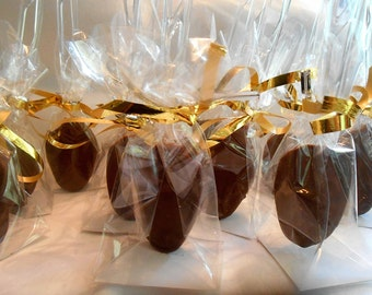 Chocolate Covered Spoons, Marshmallows Favors, Novelty