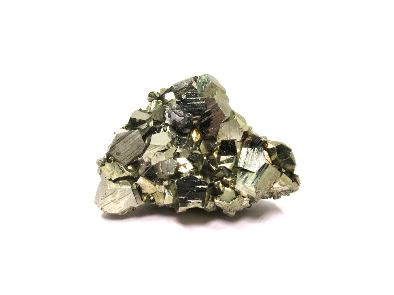 Pyrite Cluster at InstantKarmaShop.etsy.com
