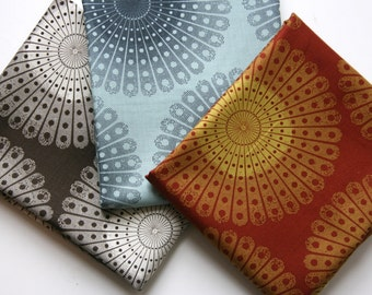 Vagabond Collection YARD Bundle from designer Parson Grey - 3 Yards Total