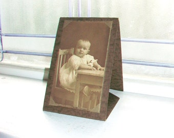 Victorian Baby Photograph Vintage 1910s
