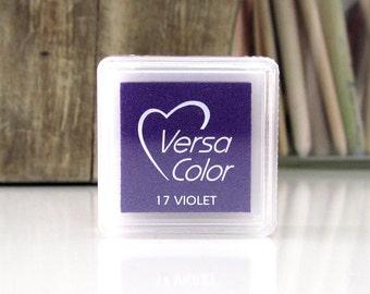 Pigment Ink Pad Violet Versa-Color