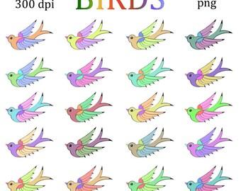 Clip Art: Bird  Embellishments   Transparent Png  Files 157