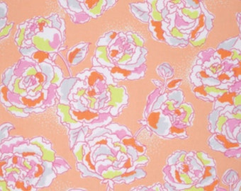 Free Spirit - Palermo - Coral Floral by Erin McMorris