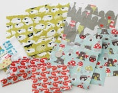 Stash Builder- Monaluna Prints, Organic Cotton, Ready-to-Ship