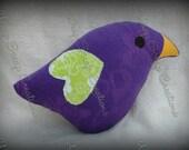 Wrap Scrap Love Bird Natibaby