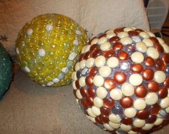 Bowling Ball -gazing ball