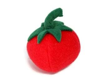Plush Tomato