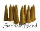 Samhain Blend, Artisan Hand Made Incense Cones