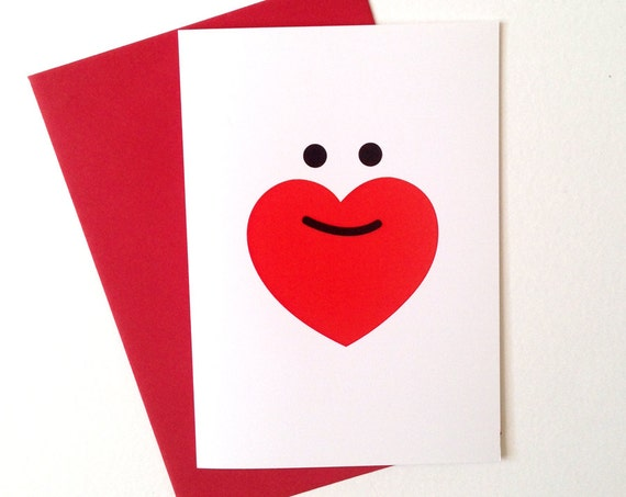 Funny Boyfriend Day Card, Happy Anniversay, Cute Boyfriend Card, Love Beards card, Husband card, i love beards card, Love Heart card