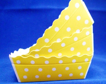 Vibrant Yellow individual size tiny loaf pan SW1005