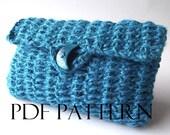 CROCHET BAG PATTERN Simply Sweet crochet purse pattern pdf pattern Instant Download Cosmetic Case Crochet Jute Bag Pouch Bag Simply Sweet