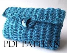CROCHET BAG PATTERN crochet purse pattern pdf pattern Instant Download easy crochet bag tutorial pattern