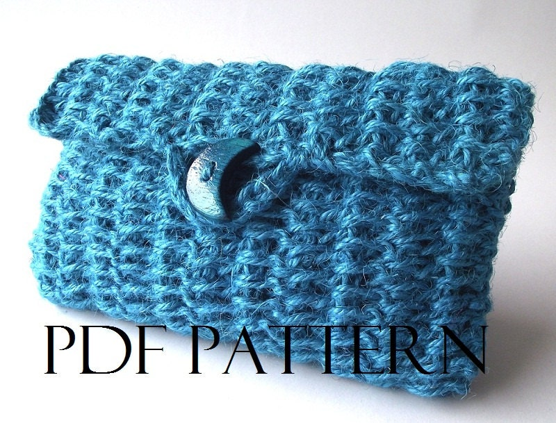 CROCHET BAG PATTERN crochet purse pattern pdf by LiliaCraftParty