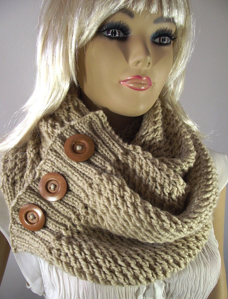 Knitting Pattern Big Scarf : KNITTING PATTERN SCARF Big scarf patterns LouLou Scarf Cowl