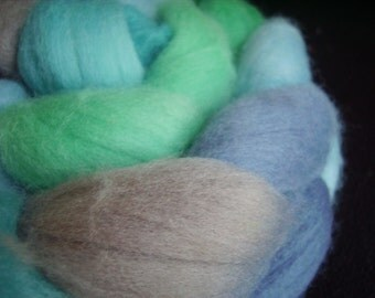 Fortunate merino roving/tops