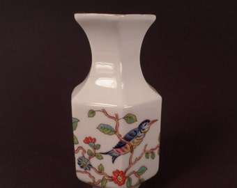 Aynsley, Fine English, Bone China, Bud Vase, Pembroke, Vintage, Collectible