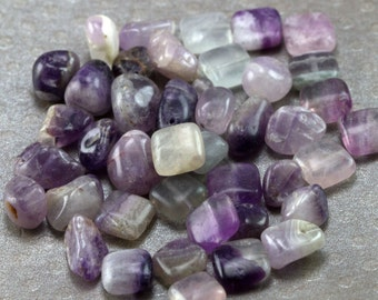 Amethyst Rough Beads - Raw Amethyst Free Form Beads and Nuggets