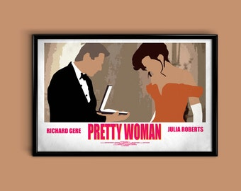 Pretty Woman Movie Poster 11 x 17