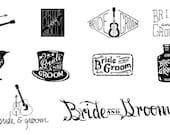 Custom, hand drawn logo design - set your business apart - Unique logo ideas