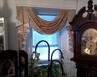 Custom made window Treatments