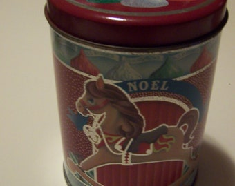 Hershey's Holiday Classics Series 1990 Canister #1