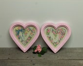 Rose Pictures, Vintage Pictures, Shabby Chic Pictures, Shabby Nursery Decor, Pink Wall Decor