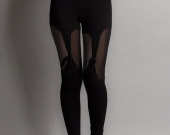 Knotted leggings S,M,L
