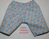 """Baby Doll Cotton Pants (11-13"""" Doll)"""