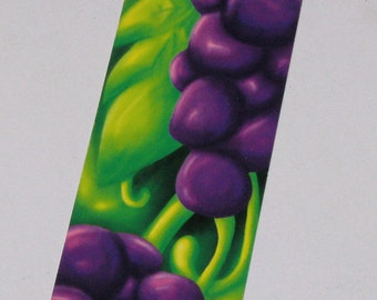 Grape Bookmark