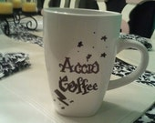 Accio/Grim Coffee Mug