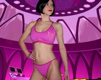 Venture Bros Dr. Girlfriend bra and panty set