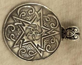 Celtic Designed Jewelry: Celtic Knot, Celtic Pentagram