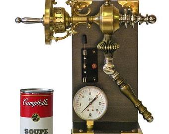 4995 Steampunk Ray Gun