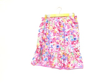 Floral Skirt, Mini Skirts, Skirts, Mini Skirt, Short Skirt, By Rebeccas Clothes