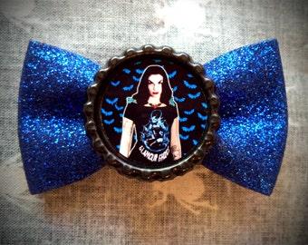 Mistress of the Night: Vampira Hair Bow