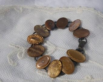 Victorian Cufflink Bracelet REDUCED