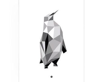 Poster Penguin