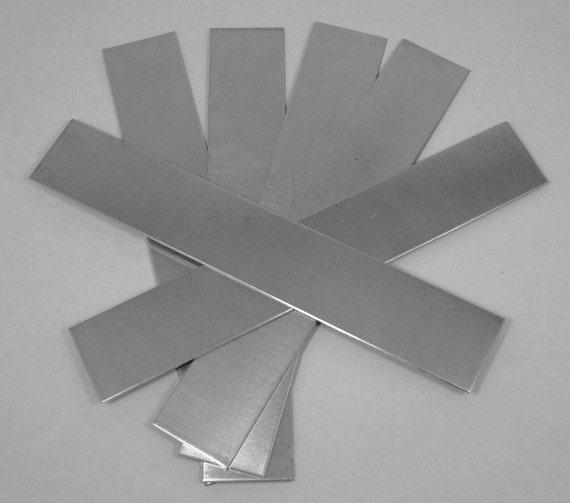 "Nickel Silver Sheet 18ga 6/"" x 12/"" 1.02mm Thick"