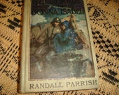 Vintage 1908 The Last Voyage of the Donna Isabel by Randall Parrish Sailing Boating Adventure