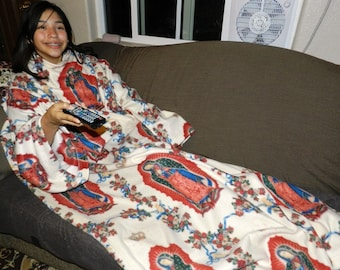 The Virgin Mary Snuggie