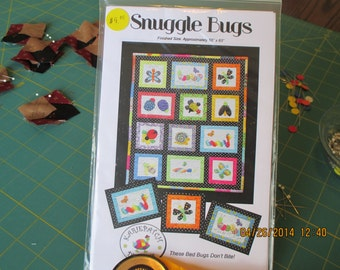 Snuggle Bugs Quilt Pattern by KariePatch Designs