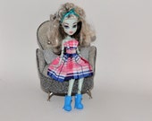 Frankie in Rome -  Monster High Dress Ghoulias Closet