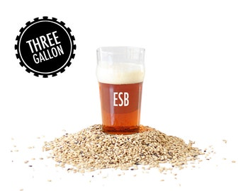 Extra Special Bitter - 3 Gallon Beer Making Recipe Refill Kit - Brew in a Bag