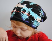 Infant & Toddler - Burnout Hat - Slouchie beanie